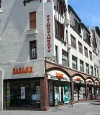 The Zabar's Storefront Today